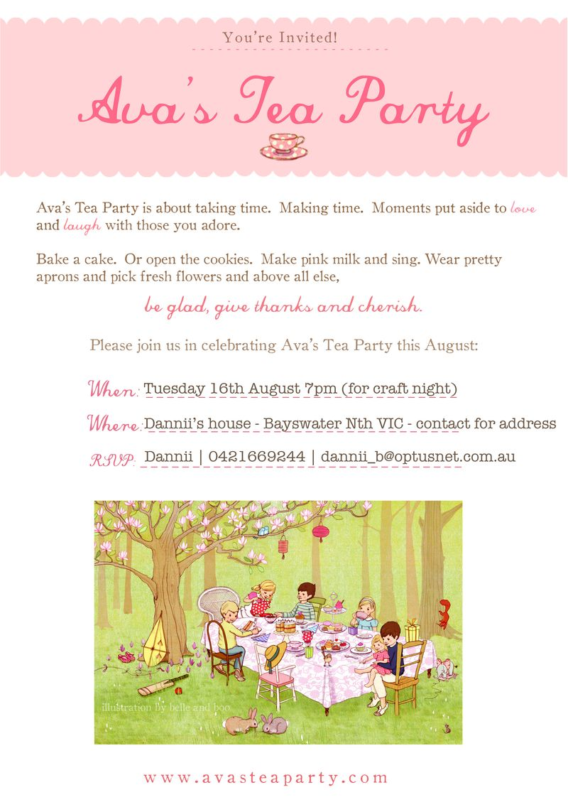 Avasteaparty_general_information_flyer_a4